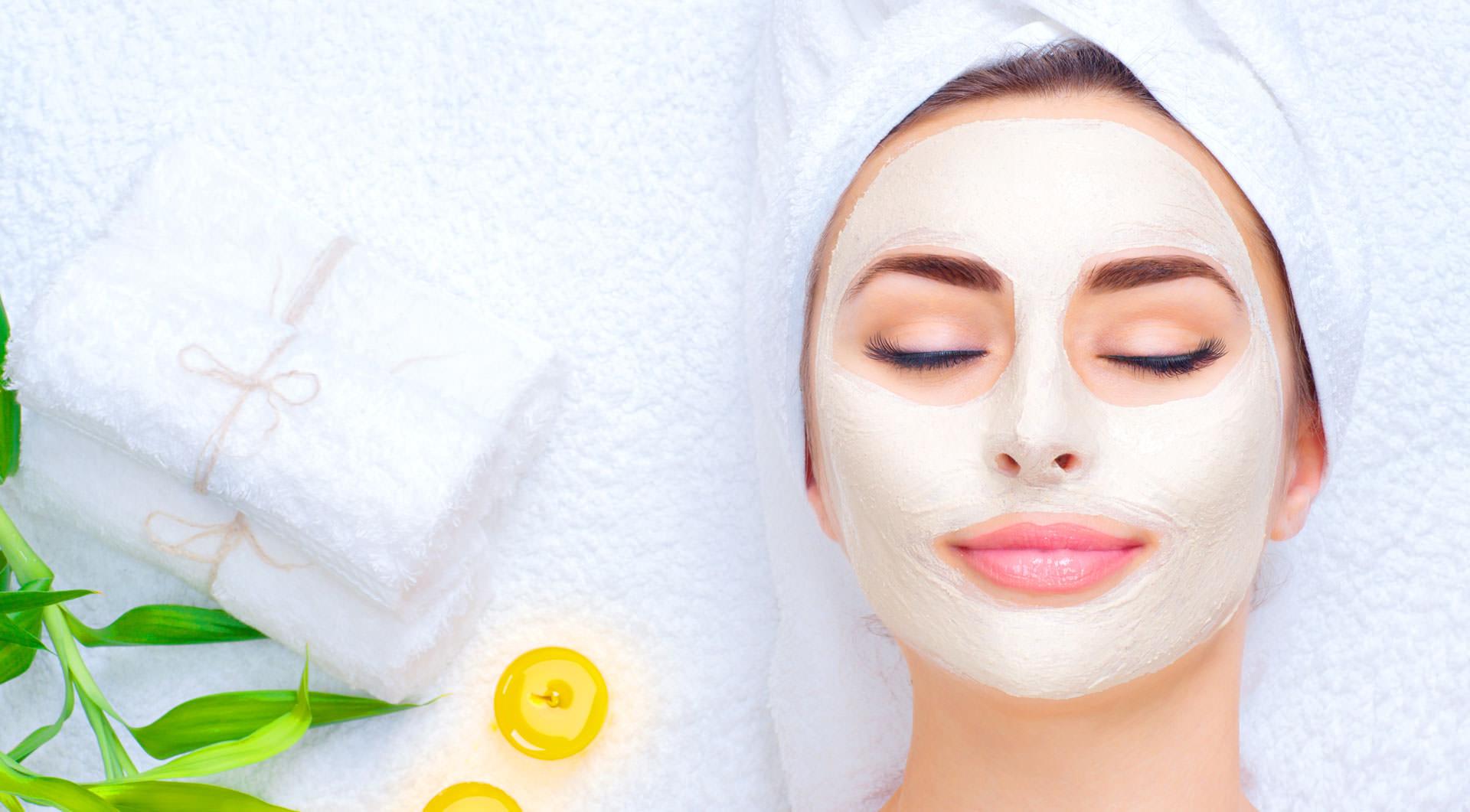 Klassische Kosmetikbehandlung